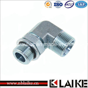 90 Degree Elbow Bsp Thread O-Ring Hydraulic Fitting