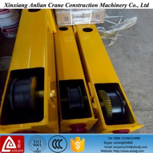 China Customized 5ton End Truck, End Beam, End Carriage for Overhead Crane pictures & photos