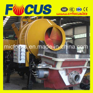 Jbt30 Diesel Concrete Mixer Pump with Weichai or Cummins Engine pictures & photos