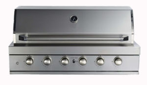 Stainless Steel 6 Burner Outdoor Built in Gas BBQ pictures & photos