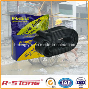 High Quality Butyl Bicycle Inner Tube 26X2 1/2 pictures & photos
