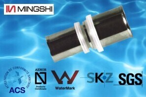 Press Brass Fittings with Watermark/Acs/Aenor (Reducing Straight) pictures & photos