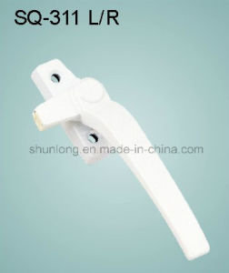 Zinc Alloy Handle for Windows/Doors Hardware (SQ-311 L/R)
