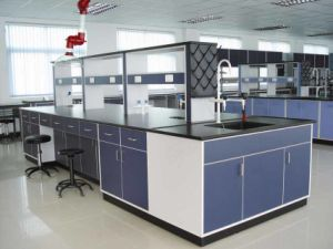 Chem-Resistant Laboratory Phenolic Resin Table Top pictures & photos