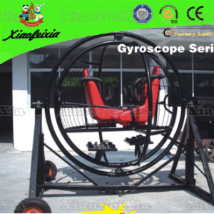 Two Person Gyroscope with Safety Net pictures & photos
