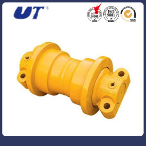 Undercarriage Parts Excavator Single Flange Lower Roller pictures & photos