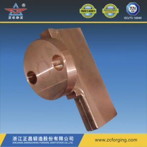 Copper Parts for Metal Machinery pictures & photos