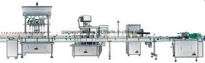 Syrup for Bottle Washing, Drying, Filling, Closing and Capping Line Linkage pictures & photos