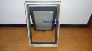 Aluminum Window with Double Glazing for New Zealand Market pictures & photos