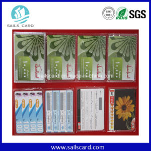 Free Sample Pin Paper Scratch Recharge Cards pictures & photos