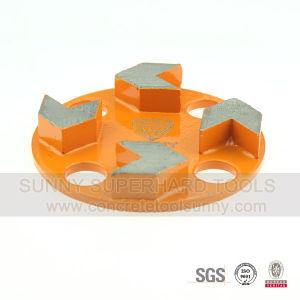 Arrow Segments Concrete Grinding Wheel pictures & photos