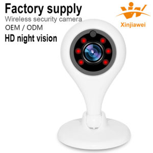 HD CMOS PTZ Indoor Wireless WiFi IP Video Camera pictures & photos