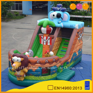 Inflatable Slide of Pirate Ship (AQ01225) pictures & photos