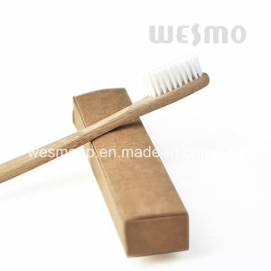 Eco-Friendly Bamboo Toothbrush (WBB0803) pictures & photos