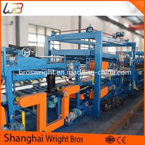 Rock Wool Sandwich Panel Production Line pictures & photos