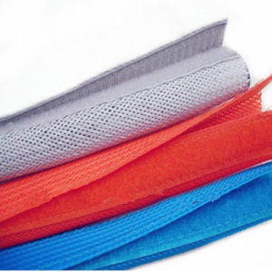 Hook & Loop Braided Sleeving Cable Flexo Wrap pictures & photos
