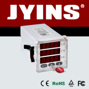 Programmable Three Phase AV Digital Panel Meter (JYK-48-3AV) pictures & photos