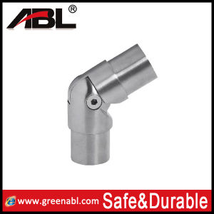 Stainless Steel Adjustable Handrail Elbow Cc70b pictures & photos