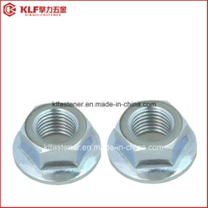DIN6923 Flange Nut-Zp pictures & photos