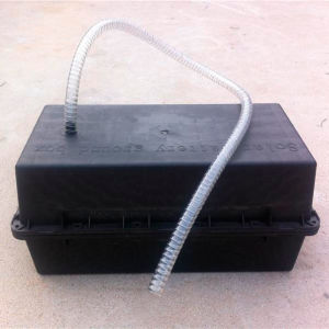 Solar Underground Enclose Battery Box on Promotion pictures & photos