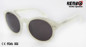 Fashion Sunglasses with Round Frame, CE FDA Kp50769 pictures & photos