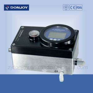 Horizontal Valve Positioner Il-Top-S for Angular Travel Actuator pictures & photos