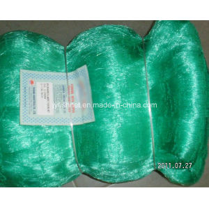 Green Nylon Multifilament Fishing Nets for Deep Sea