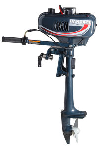 Cheap 2 Stroke 2HP Hangkai Boat Outboard Motor pictures & photos