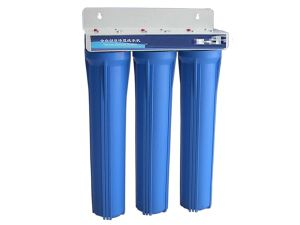"20 Inch Three Stages Water Filter with 20"" Housing pictures & photos"