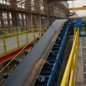 Heavy Duty Overland Industrial Chemical Belt Conveyor pictures & photos