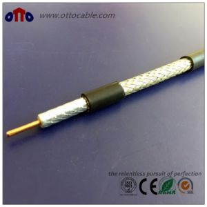 High Quality 75ohms Coaxial Cable (RG6M) pictures & photos