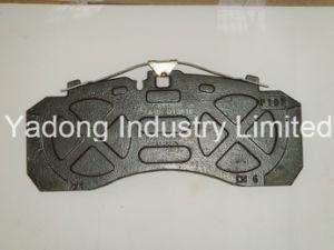 Top Manufacturer Truck Part Brake Pad Wva 29253 for Mercedes Benz pictures & photos