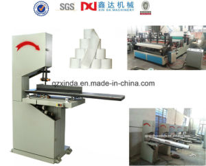 Manual Tissue Roll Cutter Machine, Toilet Paper Cutting Machine pictures & photos
