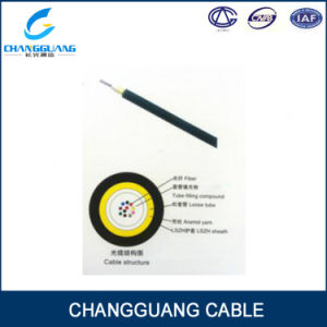 ABC-II Optical Fiber Cable with Flame-Retardant LSZH Sheath China Factory Manufacture Fiber Optic Cable with High Quality and Low Price pictures & photos