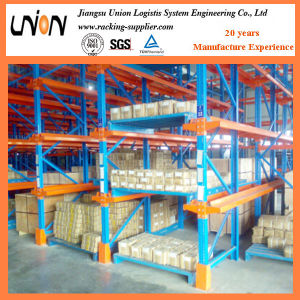 Nanjing Foctory Near Shanghai Warehouse Heavy Duty Drive in Pallet Rack pictures & photos