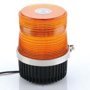 LED Super Flux Bright Warning Light Beacon (HL-212 AMBER)