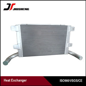 Plate and Bar Aluminum Intercooler for Sumitomo Sh330-3 pictures & photos