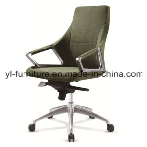 Modern Boss Movable Fashionable Fabric Executive Ergonomic Swivel Office Chair pictures & photos