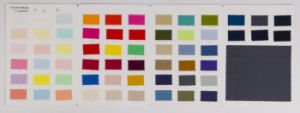 Solid Color Woven Cotton Dyed Fabric for Shirt pictures & photos