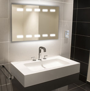 Decorative Mirror LED Wall Bathroom Mirrors (LZ-a2) pictures & photos