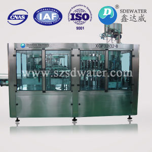 24000bph Rotary Type Mineral Water Filling Machine pictures & photos