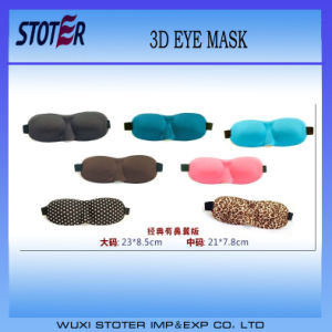 Hot Selling Customized Material 3D Eye Mask with Ear Plugs pictures & photos