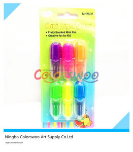 6PCS Hot Sell Mini Highter Pen Marker pictures & photos