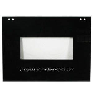 Toughened Safety Printing Glass for Oven Panels pictures & photos