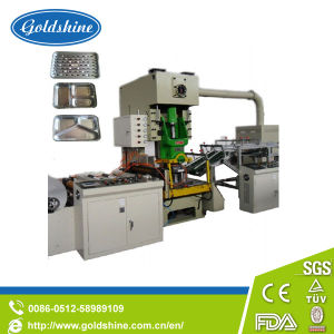 Professional Aluminium Foil Cotainer Making Machine (CE) pictures & photos