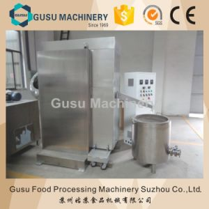 SGS China Chocolate Ball Milling with Conche Machine (QMJ250) pictures & photos