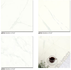 Middle White Polished Tile (J6T15) pictures & photos