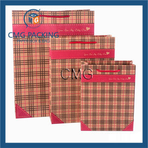 New Style Kraft Shopping Gift Paper Bag pictures & photos