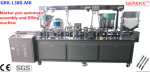 Marker Pen Automatic Assembly and Filling Machine with CE Certificate pictures & photos