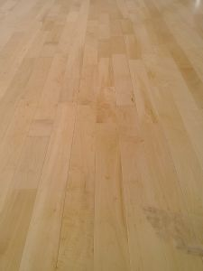 Durable Maple Gym Sports Wood Flooring pictures & photos